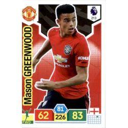 Mason Greenwood Manchester United 213 Adrenalyn XL Premier League 2019-20