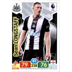 Sean Longstaff Newcastle United 230 Adrenalyn XL Premier League 2019-20