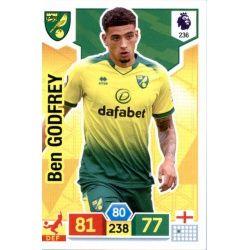 Ben Godfrey Norwich City 236 Adrenalyn XL Premier League 2019-20