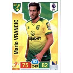 Mario Vrančić Norwich City 241 Adrenalyn XL Premier League 2019-20
