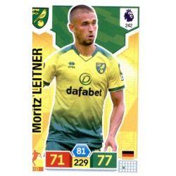 Moritz Leitner Norwich City 242 Adrenalyn XL Premier League 2019-20
