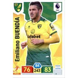 Emiliano Buendía Norwich City 243 Adrenalyn XL Premier League 2019-20