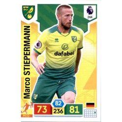 Marco Stiepermann Norwich City 244 Adrenalyn XL Premier League 2019-20