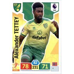 Alexander Tettey Norwich City 248 Adrenalyn XL Premier League 2019-20