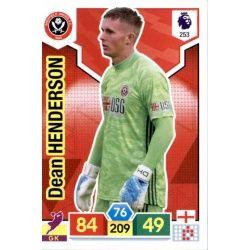 Dean Henderson Sheffield United 253 Adrenalyn XL Premier League 2019-20