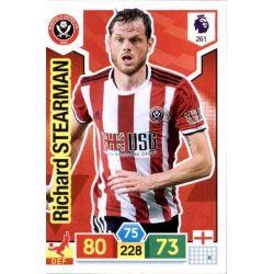 Richard Stearman Sheffield United 261 Adrenalyn XL Premier League 2019-20