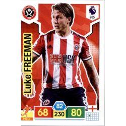 Luke Freeman Sheffield United 265 Adrenalyn XL Premier League 2019-20