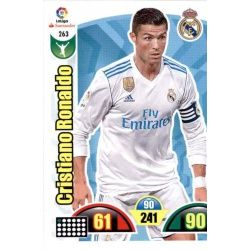 Cristiano Ronaldo Real Madrid 263