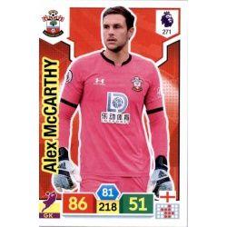 Alex McCarthy Southampton 271 Adrenalyn XL Premier League 2019-20