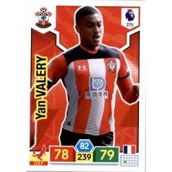 Yan Valery Southampton 275 Adrenalyn XL Premier League 2019-20