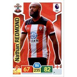 Nathan Redmond Southampton 280 Adrenalyn XL Premier League 2019-20