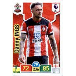 Danny Ings Southampton 287 Adrenalyn XL Premier League 2019-20