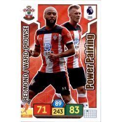 Nathan Redmond - James Ward-Prowse Southampton 288 Adrenalyn XL Premier League 2019-20