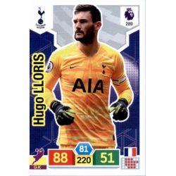 Hugo Lloris Tottenham Hotspur 289 Adrenalyn XL Premier League 2019-20