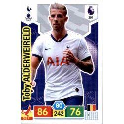 Toby Alderweireld Tottenham Hotspur 291 Adrenalyn XL Premier League 2019-20