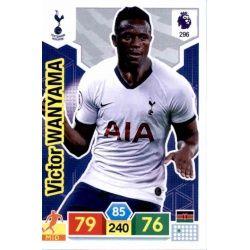 Victor Wanyama Tottenham Hotspur 296 Adrenalyn XL Premier League 2019-20