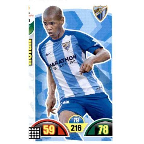 Rolan Málaga 280 Cards Básicas 2017-18