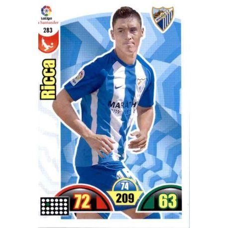 Ricca Málaga 283 Cards Básicas 2017-18
