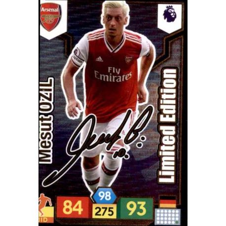 Mesut Özil SIGNED Limited Edition ArsenalInicio