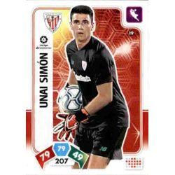 Unai Simón Athletic Club 19 Adrenalyn XL Liga Santader 2019-20