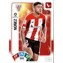 Unai Núñez Athletic Club 25 Adrenalyn XL Liga Santader 2019-20