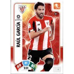 Raúl García Athletic Club 31 Adrenalyn XL Liga Santader 2019-20