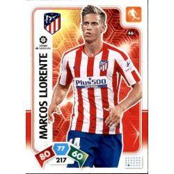Marcos Llorente Atlético de Madrid 46