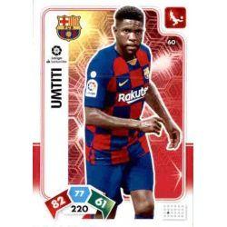 Samuel Umtiti Barcelona 60