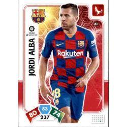 Jordi Alba Barcelona 61