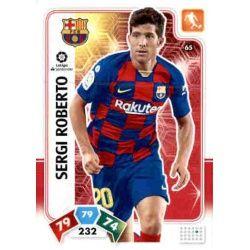 Sergi Roberto Barcelona 65