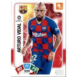 Arturo Vidal Barcelona 66 Adrenalyn XL Liga Santader 2019-20