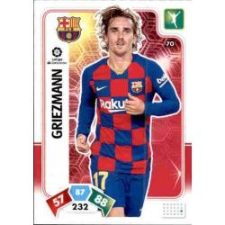 Antoine Griezmann Barcelona 70 Adrenalyn XL Liga Santader 2019-20