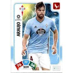 Néstor Araujo Celta 95 Adrenalyn XL Liga Santader 2019-20