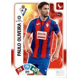 Paulo Oliveira Eibar 114 Adrenalyn XL Liga Santader 2019-20