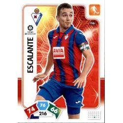 Gonzalo Escalante Eibar 116 Adrenalyn XL Liga Santader 2019-20