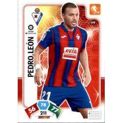 Pedro León Eibar 119 Adrenalyn XL Liga Santader 2019-20