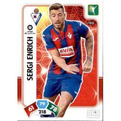 Sergi Enrich Eibar 123 Adrenalyn XL Liga Santader 2019-20