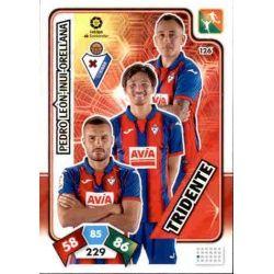 Tridente Eibar 126 Adrenalyn XL Liga Santader 2019-20