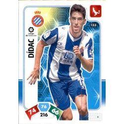 Dídac Vilà Espanyol 133 Adrenalyn XL Liga Santader 2019-20