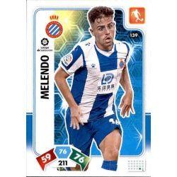 Óscar Melendo Espanyol 139 Adrenalyn XL Liga Santader 2019-20