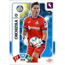 Leandro Chichizola Getafe 146 Adrenalyn XL Liga Santader 2019-20