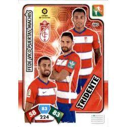 Tridente Granada 180 Adrenalyn XL Liga Santader 2019-20