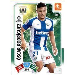 Óscar Rodriguez Leganés 193 Adrenalyn XL Liga Santader 2019-20