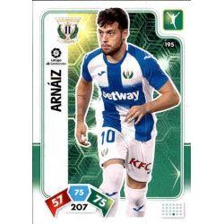 José Arnaiz Leganés 195 Adrenalyn XL Liga Santader 2019-20