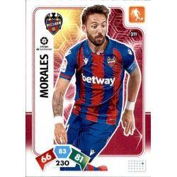 José Luis Morales Levante 211 Adrenalyn XL Liga Santader 2019-20