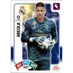 Alphonse Areola Real Madrid 218 Adrenalyn XL Liga Santader 2019-20