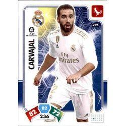 Dani Carvajal Real Madrid 219 Adrenalyn XL Liga Santader 2019-20