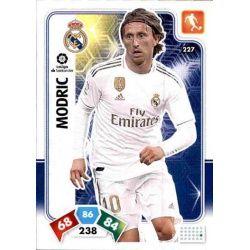 Luka Modrić Real Madrid 227 Adrenalyn XL Liga Santader 2019-20