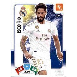 Isco Real Madrid 228 Adrenalyn XL Liga Santader 2019-20