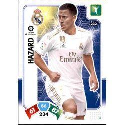 Eden Hazard Real Madrid 232 Adrenalyn XL Liga Santader 2019-20